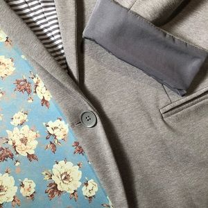 Trendy Blazer 3/4 Sleeves
